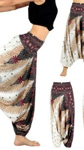 Gypsy Harem pants (New)